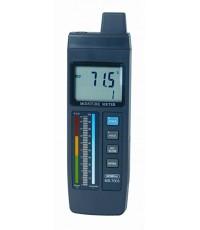 เครื่องวัดความชื้นพื้นคอนกรีต ผนัง ไม้ ยี่ห้อ General รุ่น MMD7003 ระบบดิจิตอล และระบบ LED Bar Graph