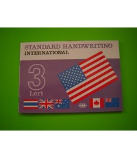 STANDARD HANDWRITING INTERNATIONAL  Lert 3