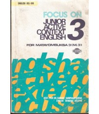 FOCUS ON JUNIOR ACTIVE CONTEXT ENGLISH 3 015-016