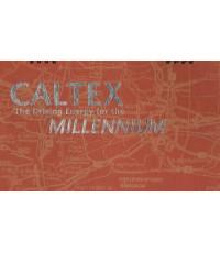 ปฏิทินตั้งโต๊ะ  ของ คาลเท็กซ์  ชุด ของ CALTEX 2000/2543 เป็นภาพ ของทิวทัศน์ และสถานที่ต่างๆ