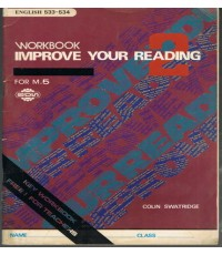IMPROVE YOUR READING FOR M.5 ENGLISH 533-534 (หนังสือไม่มีแล้ว)