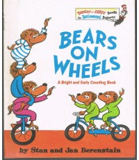 BEARS ON WHEELS ABright and Early Counting Book