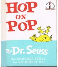 HOP ON POP  (หนังสือไม่มีแล้วค่ะ)