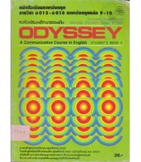 หนังสือเรียนภาษาอังกฤษ ODYSSEY STUDENT\'S BOOK 3