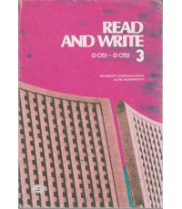 READ AND WRITE 3 ม.3