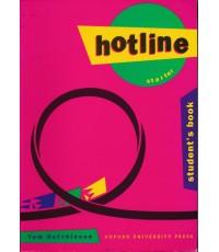 hotline starter  STUDENT\'SBOOK  Oxford