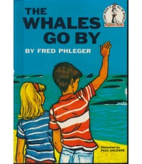 THE WHALES GO BY