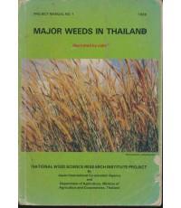 MAJOR WEEDS IN THAILAND