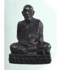รูปหล่อหลวงพ่อทองดำ วัดท่าทอง จังหวัดอุตรดิตถ์ รุ่นเสาร์595