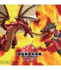 Bakugan  บาคุกัน มอนสเตอร์บอลทะลุมิติ ภาค 1