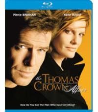 The Thomas Crown Affair Blu-ray