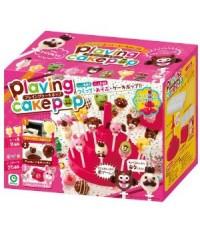 ชุดทำอาหาร ขนม Cake Pop :Playing Cake Pop