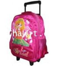 กระเป๋านักเรียนล้อลาก รหัส 0115