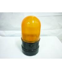 ไฟกระพริบฐานแม่เหล็ก RC-LED4 หลอด(3นิ้ว)RC-1020 สีเหลือง,แดง