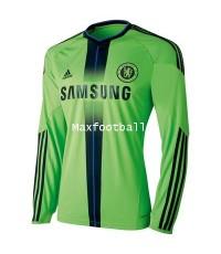 เสื้อฟุตบอลทีมเชลซี(เขียวแขนยาว) 2011