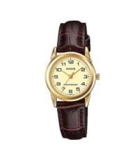 CASIO นาฬิกาข้อมือหญิง รุ่น LTP-V00GL-9BUDF
