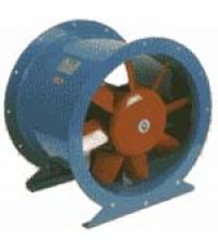 พัดลมดูดอากาศ แบบถังกลม รุ่น AFF-12 (1/3HP 2P 1 หรือ 3Phase)