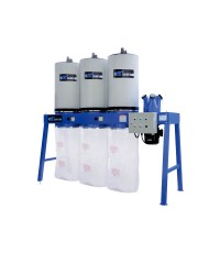 DUST CYCLONE WITH AUTO CLEAN CANISTER SYSTEM 7-1/2HP-10HP-UB-807ECK