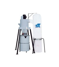 DUST CYCLONE TWO STAGE 3-5 HP - UB-25SDC-5HP