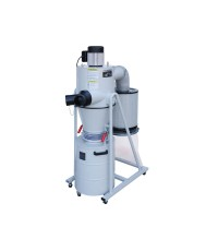 PORTABLE DUST CYCLONE WITH MANUAL CANISTER CLEANING SYSTEM-UB-1000V