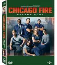 Chicago Fire Season 4 หน่วยดับเพลิงท้านรก ปี 4 11 ตอน DVD