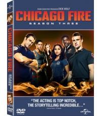ชิคาโก้ ไฟร์ หน่วยดับเพลิงท้านรก ปี 3 (23 ตอน) DVD