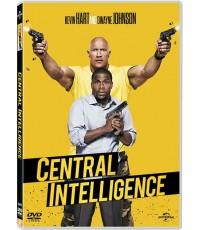 Central Intelligence/คู่สืบ คู่แสบ  DVD