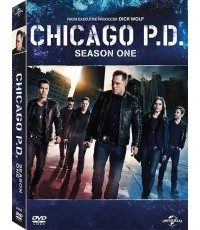 Chicago PD: Series 1 Set (15 episodes)/หน่วยระห่ำ ตำรวจชิคาโก้ ปี 1  DVD