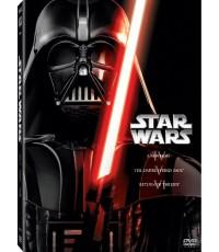 Star Wars Trilogy Originals (3 Disc) สตาร์ วอร์ส ทริโลจี้ ออริจินัล DVD
