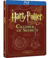 S13822RES Harry Potter and the Chamber of Secrets BD แฮร์รี่ พอตเตอร์ กับห้องแห่งความลับ
