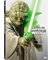 S14390D Star Wars Prequel Trilogy/สตาร์ วอร์ส พรีเควล ทริโลจี้