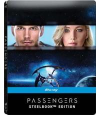Passengers (Steel Book) พาสเซนเจอร์ส์ คู่โดยสารพันล้านไมล์ S52489RS