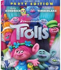 Trolls (2D+DVD)/โทรลล์ส (2D+DVD) S16304RC