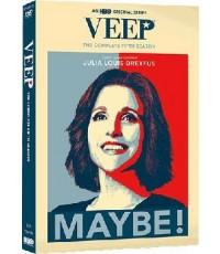 Veep The Complete 5th Season ทีเด็ดรองประธานาธิบดี ปี 5 S16337D