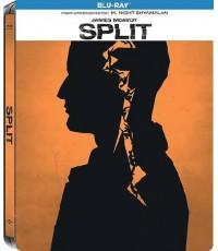 Split (BD+Steelbook) จิตหลุดโลก (บลูเรย์+กล่องเหล็ก) S16315RS