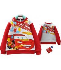 เสื้อกันหนาวเด็ก McQueen เสื้อผ้าเด็ก เสื้อแขนยาวเด็ก ลายแมคควีน