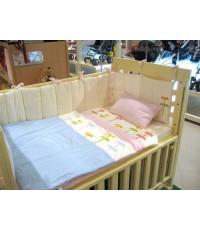 เตียงเด็ก แดนนี่ Danny Cot Bed (B001)