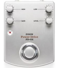 ZOOM Power Drive PD-01 - Analog Distortion Pedal สินค้าใหม่ครับ
