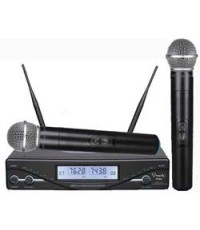 Phoenix PGX-4 Professional Sound System Wireless Microphone สินค้าใหม่ครับ