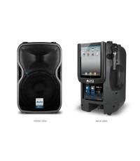 IPA MUSIC SYSTEM 400 WATT POWERED SPEAKER FOR IPAD สินค้าใหม่ครับ