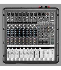 NTS PMR-860 Power Mixer 8mono
