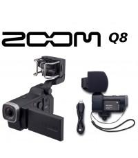 ZOOM Q8 HD VIDEO RECORDER กล้องบันทึกเสียงพร้อมภาพระดับคมชัด HD