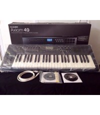 M-AUDIO AXIOM 49 MK2 MIDI CONTROLLER มาใหม่พร้อมกล่อง อุปกรณ์ครบ