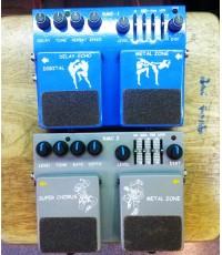 Rock RME-1 และ RMC-1 เอฟเฟ้คเสียงแตก พร้อม Delay หรือ คอรัส เสียงดีปรับย่านอิสระ ราคาก้อนละ 2500 บาท