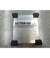 Behringer Ultra-DI DI100 1-channel Active Microphone Instrument Direct Box