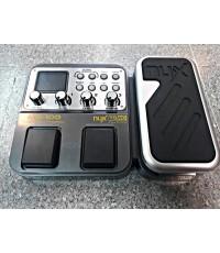NUX MG-100 Multi-Effects Processor Guitar Effect Pedal เอฟเฟ็คมัลติพกพายอดฮิตฟังชั่นครบจริงๆเล่นง่าย