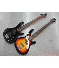 Century Bass 4 สาย คุณภาพดี แถมกระเป๋า มี 2 สีให้เลือก