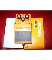 EFFECTS เอ็ฟเฟ็กต์กีต้าร์ รุ่น DS-1 Distortion BOSS