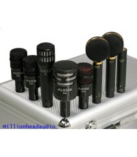 Audix : DP Elite 8 Drum Microphone Pack