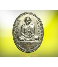 โชว์ เหรียญเนื้อเงิน รุ่นผ้าป่า หลวงพ่อนอ วัดกลางท่าเรือ ปี2514 หายากมาก!!!